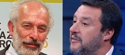 Matteo Salvini contrario al ritorno di Gad Lerner in Rai