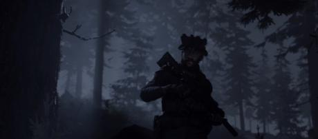 'Call of Duty' regular character Captain Price returns in fourth 'Modern Warfare' game. [Image Source: Call of Duty/YouTube/Screenshot]