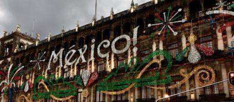 Government palace, Mexico City. [Image via Pixabay]