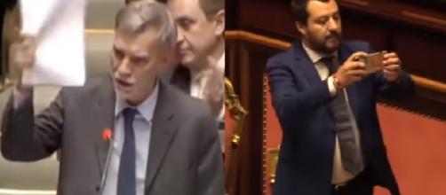 L'ex Ministro Delrio contro Matteo Salvini