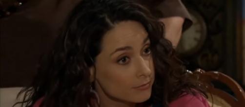 Personagem de Cinthia é interpretada pela atriz Susana González. (Reprodução/Televisa)