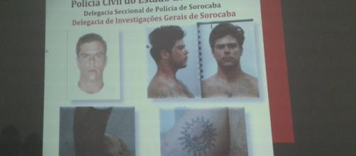Suspeito havia sido beneficiado com saída temporária de Dia das Mães. (Divulgação/Polícia Civil)