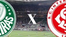 Palmeiras x Inter: jogo ao vivo na TNT, neste sábado (4), a partir das 19h