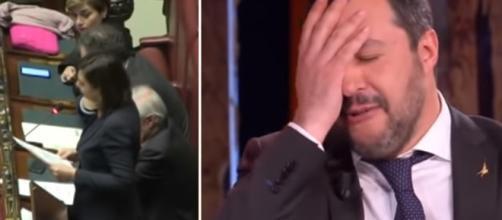 Ancora un attacco di Laura Boldrini a Matteo Salvini