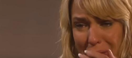 On Days of Our Lives, Nicole thinks Holly's dead. [Image Source: DOOL/YouTube]