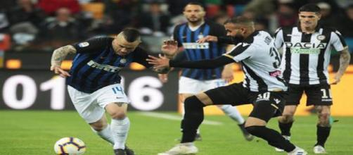 Inter, non si va oltre lo 0-0 con l'Udinese