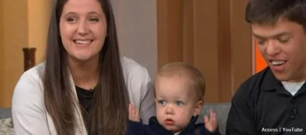 Access Interviews the Roloff Family. Baby J steals the show with cuteness - Image credit - Access   YouTube
