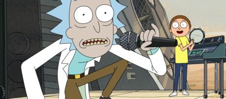 'Rick and Morty' Season 3 screen grab. (Image Credit: Adult Swim screencap)
