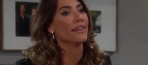 Jacqueline MacInnes Wood on 'B&B.' - [CBS / YouTube screencap]