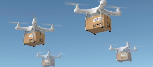 O drone se deslocou por pouco mais de cinco quilômetros (Arquivo Blasting News)