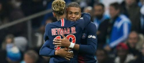 PSG : Trois matchs de suspension pour Mbappé, Neymar dans l'attente