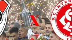 River Plate x Inter: transmissão ao vivo no Fox Sports, nesta terça (7), às 21h30