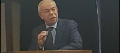 Carmelo Garofalo, presidente del Collegio dei Geometri