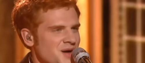 American idol contestant Jeremiah got sent home while the Save Vote kept Laci Booth in. - Image credit - American Idol / YouTube