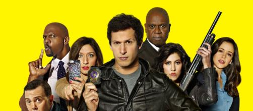 Brookly Nine-Nine characters from season 5. (Image Credit: Fox / YouTube screencap)