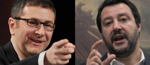 Che Tempo che Fa, Fazio si rivolge a Salvini