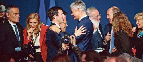 Européennes : comment la droite veut perturber le duel Macron-Le Pen - lefigaro.fr