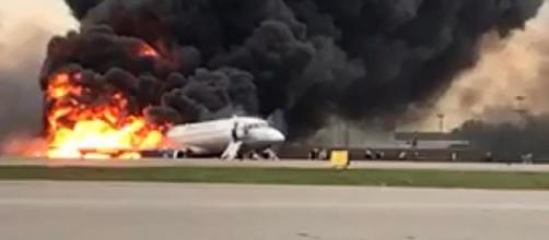 Entre os 41 passageiros mortos há pelo menos duas crianças. (Arquivo Blanting News)