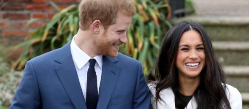 Meghan Markle e il principe Harry sono diventati genitori di un maschietto