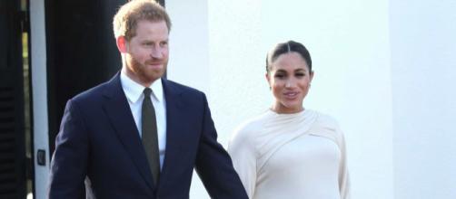 Nasce bebê do príncipe Harry e Meghan Markle. (Arquivo Blasting News)