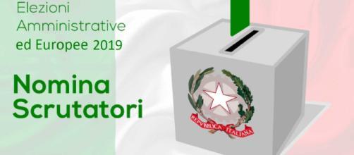 Scrutatori elezioni 2019 già nominati: ma è c'è un'ultima possibilità per sabato 25 maggio