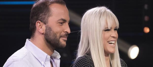 Antonio Tejado evade las preguntas de Nuria Marín sobre su ruptura con Ylenia