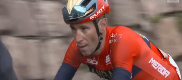 Vincenzo Nibali punta al suo terzo Giro d'Italia.