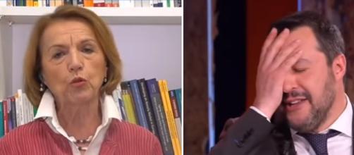 Ancora un'accusa della Fornero contro Salvini