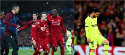 El Liverpool llega a su 9na final europea.