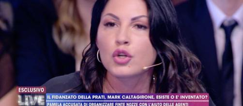 Eliana Michelazzo avrebbe litigato con Pamela Prati dopo la registazione di Verissimo