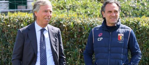La Fondazione Genoa potrebbe muoversi per la cessione del club trovando l'advisor