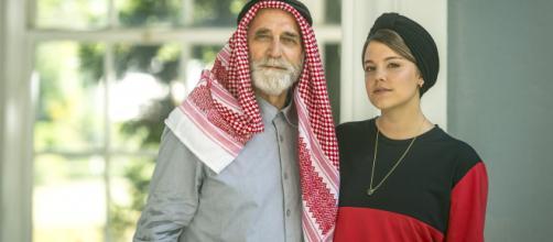 'Órfãos da Terra': Aziz e Dalila. (Arquivo Blasting News)