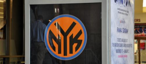 The Knicks have a 14 percent chance at getting the first overall pick in the draft. [Image Source: Flickr | Andy Connolly]