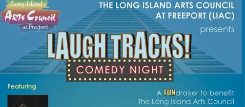The 'Laugh Tracks Comedy Night' will occur on May 16, 2019. / Image via Bob Spiotto, used with permission.
