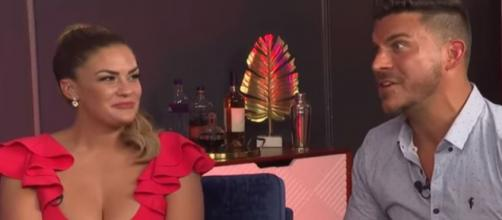 Vanderpump Rules Reuinion, could Jax be serious in agreeing i's time to move on from the show? Image credit - ET Live | YouTube
