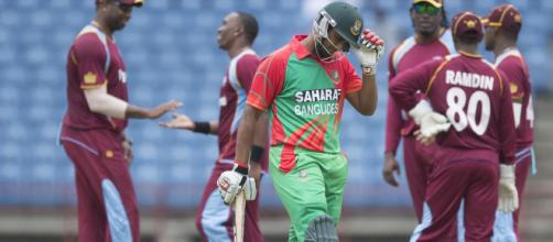 West Indies v Bangladesh 1st ODI (Image via BCBTigers/Twitter)