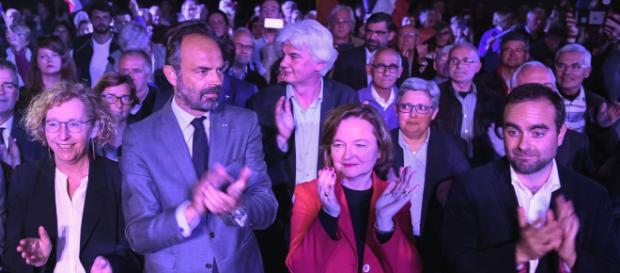 Européennes : Edouard Philippe en campagne aux côtés de Nathalie Loiseau
