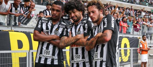 O time mineiro conseguiu 100% de aproveitamento nas três primeiras rodadas. (Divulgação/Bruno Cantini /Atlético)