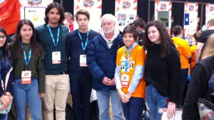 Jovens de Esposende representam Portugal