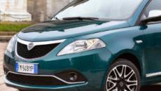 Lancia Ypsilon è leader del segmento B, distanziate le concorrenti nelle vendite di aprile
