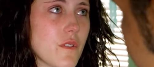 Jenelle Evans during a 'Teen Mom 2' episode. - [MTV / YouTube screencap]