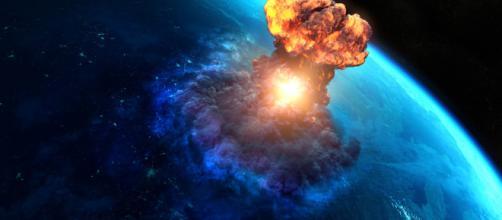 La NASA advierte de un apocalipsis por una caída de un meteorito