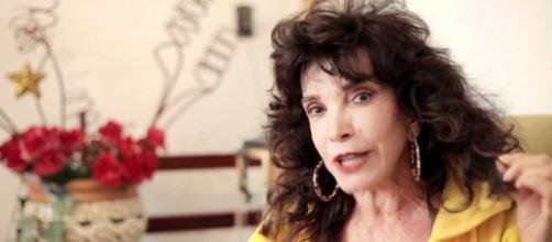A atriz Lady Francisco, de 79 anos. (Arquivo Blasting News)