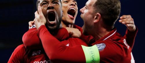 Le miracle d'Anfield : Liverpool terrasse le FC Barcelone lors du ... - parismatch.com
