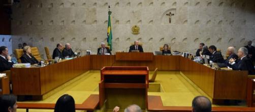 Licitação do STF prevê compra de itens considerados de luxo. (Divulgação/Antonio Cruz/Agência Brasil)