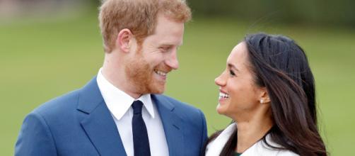 Meghan Harry foto royal baby sussex