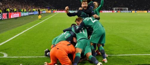 Tottenham finalista di Champions League per la prima volta nella sua storia