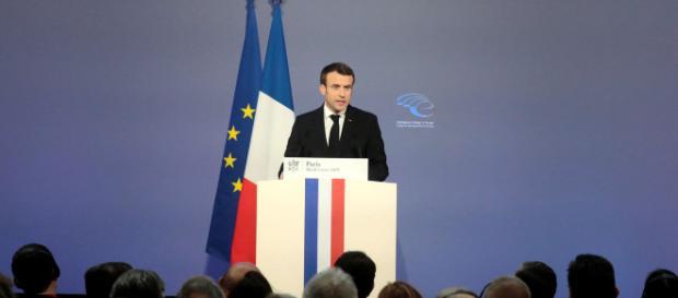 Européennes : Emmanuel Macron tente de remotiver les Marcheurs