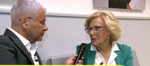 Jorge Javier Vázquez y Carmena en imagen