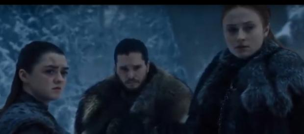 New 'GoT' theory hints at the true meaning of prophecies, reveals Jon Snow's real purpose [image source: VCoolV - YouTube]